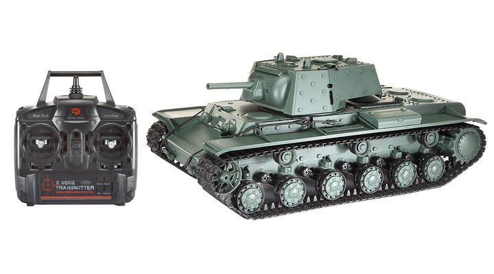 torro rc panzer kv 1 torro edition 1 16 schussf hig rtr. Black Bedroom Furniture Sets. Home Design Ideas