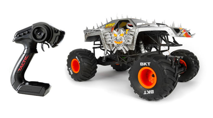 Axial 1:10 SMT10 MAX-D 4WD Monster Truck 2,4 GHz RTR Set AX90057