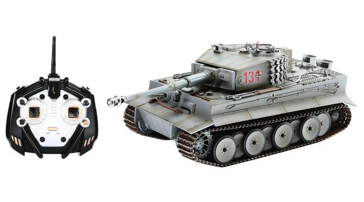 tiger i rc panzer 1 16 mit infrarot gefechtssimulation. Black Bedroom Furniture Sets. Home Design Ideas
