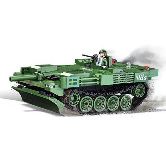 cobi world of tanks roll out bausatz panzer stridsvagn 103. Black Bedroom Furniture Sets. Home Design Ideas