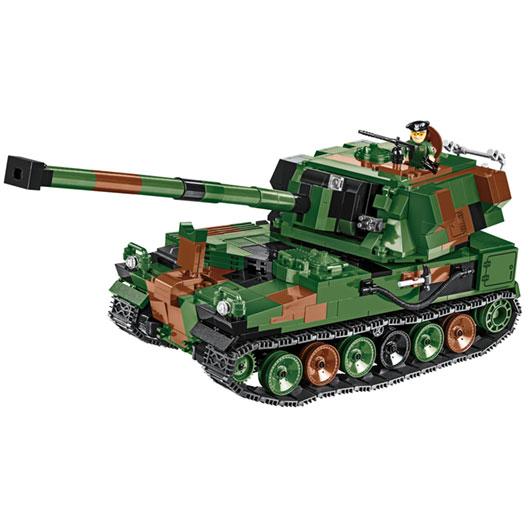 cobi small army bausatz panzer howitzer ahs crab 700 teile. Black Bedroom Furniture Sets. Home Design Ideas