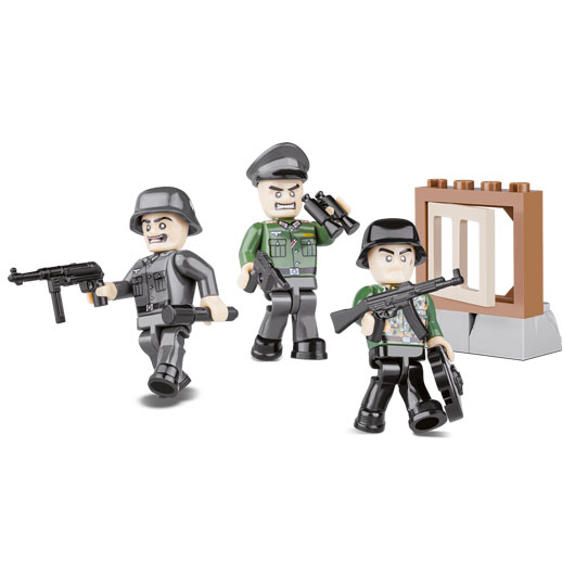 Cobi Historical Collection German Soldiers 25 Teile 2027
