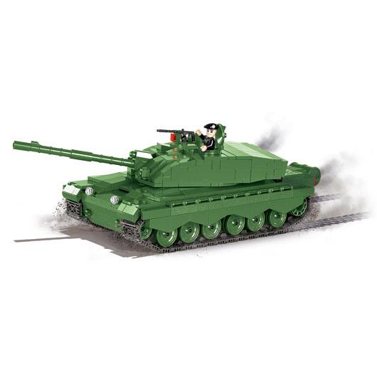 cobi small army bausatz panzer challenger ii 625 teile. Black Bedroom Furniture Sets. Home Design Ideas