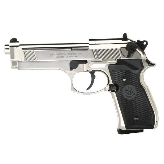 beretta m92 fs co2 pistole 4 5mm 177 diabolo polished. Black Bedroom Furniture Sets. Home Design Ideas